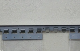 Монтаж термоштор фото 2